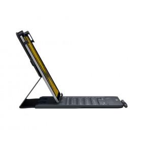 Logitech Universal Folio Bluetooth QWERTY Italiano Nero tastiera per dis