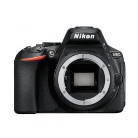 Nikon D5600 + AF-P DX 18-55mm VR + 8GB SD Kit fotocamere SLR 24,2 MP CMOS 6000 x 4000 Pixel Nero