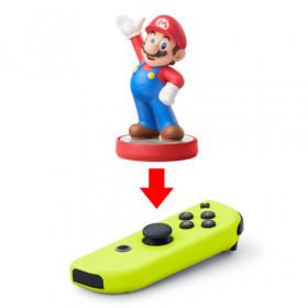 Nintendo Switch Neon Yellow Joy-Con Controller Set Gamepad Nintendo Switch Giallo