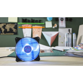 Cooler Master MasterFan Pro 120 Air Pressure RGB Computer case Ventilatore