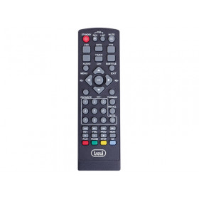 Trevi HE 3375 TS set-top box TV Terrestre Full HD Nero
