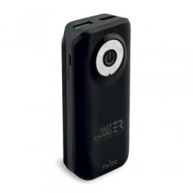 PURO FCBB40C3BLK batteria portatile Nero 4000 mAh