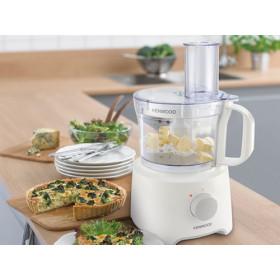 Kenwood FDP300WH robot da cucina 2,1 L Bianco 800 W