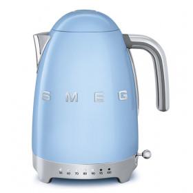 Smeg KLF04PBEU 1.7L 2400W Blu bollitore elettrico