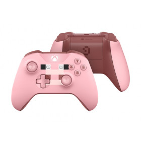 Microsoft XBOXONE WRL CNTRL MINECRAFT PI Gamepad PC, Tablet PC, Xbox One, Xbox One S Rosa