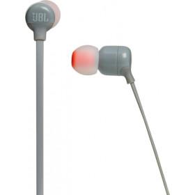 JBL T110BT Auricolare Stereofonico Senza fili Grigio auricolare per telefono cellulare