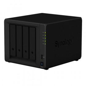 Synology DiskStation DS418 server NAS e di archiviazione Collegamento ethernet LAN Mini Tower Nero