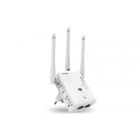 Strong Dual Band Repeater 750 750 Mbit/s Ripetitore di rete Bianco