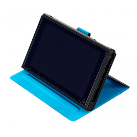 Bigben Interactive SWITCHFLIPNPLAY Custodia a libro Nintendo Nero, Blu custodia per console portatile