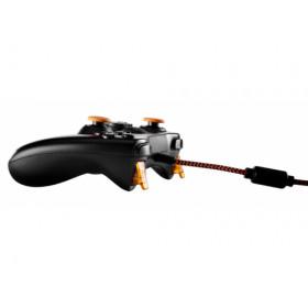 Thrustmaster GP XID PRO eSport edition Gamepad PC Analogico/Digitale Nero, Arancione