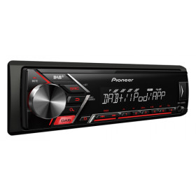 Pioneer MVH-S200DAB Ricevitore multimediale per auto Nero 200 W