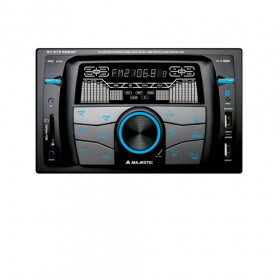 New Majestic 100515 180W Bluetooth Nero autoradio