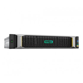 Hewlett Packard Enterprise MSA 1050 array di dischi Armadio (2U) Nero
