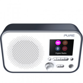 Pure Elan BT3 radio Portatile Digitale Blu