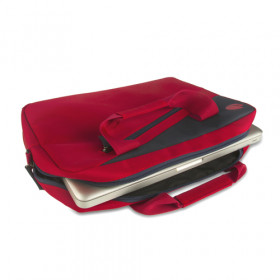 NGS Ginger Red borsa per notebook 39,6 cm (15.6