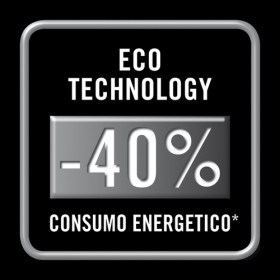 Imetec Ecoextreme Pro++ C2-100 A cilindro 2L 400W A++ Nero, Bianco