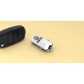 Tribe CCR12102 Caricabatterie per dispositivi mobili Auto Bianco