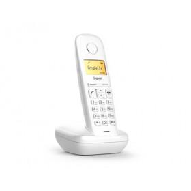 Gigaset A170 Analog/DECT telephone Bianco Identificatore di chiamata