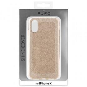 PURO Glitter Shine custodia per cellulare 14,7 cm (5.8