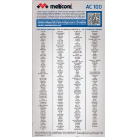 Meliconi 802101 BA Telecomando Universale per Condizionatori/Clima