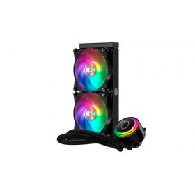 Cooler Master MASTERLIQUID ML240R RGB raffredamento dell'acqua e freon Processore