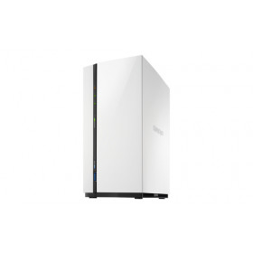 QNAP TS-228A server NAS e di archiviazione Collegamento ethernet LAN Mini Tower White