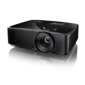 Optoma DH350 videoproiettore 3200 ANSI lumen DLP 1080p (1920x1080) Compatibilità 3D Proiettore desktop Nero