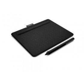 Wacom Intuos S Bluetooth tavoletta grafica 2540 lpi (linee per pollice) 152 x 95 mm USB/Bluetooth Nero