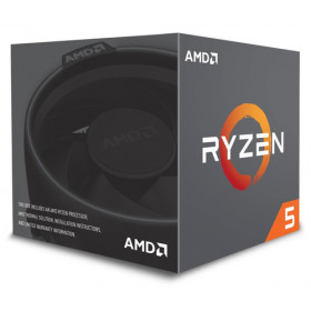 AMD Ryzen 5 2600X processore 3,6 GHz Scatola 16 MB L3