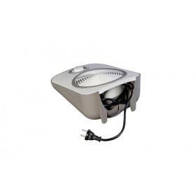 Bimar HF204 stufetta elettrica Stufetta con elettroventola Interno Grigio, Sabbia 2000 W