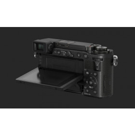Panasonic Lumix DC-GX9MEG-K digital MILC 20,3 MP Live MOS 5184 x 3888 Pixel Nero