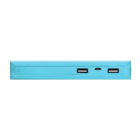 Trust Primo 10000 mAh batteria portatile Blu Ioni di Litio