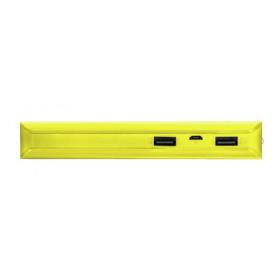 Trust Primo 10000 mAh Ioni di Litio Giallo batteria portatile