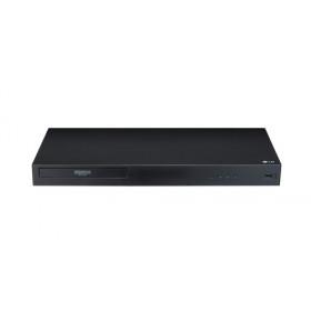 LG UBK80 lettore DVD/Blu-ray Lettore Blu-Ray Compatibilità 3D Nero