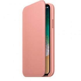 Apple MRGF2ZM custodia per cellulare Custodia a libro Oro rosa