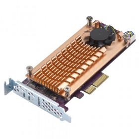 QNAP QM2-2S-220A scheda di interfaccia e adattatore Interno M.2