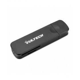 Vultech CRX-02USB3 lettore di schede USB 3.0 (3.1 Gen 1) Type-A Nero