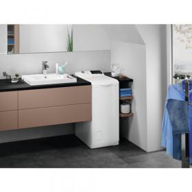 AEG L6TBG721 lavatrice Libera installazione Caricamento dall'alto Bianco 7 kg 1200 Giri/min A+++