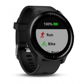 Garmin vívoactive 3 Music orologio sportivo Nero Touch screen 240 x 240 Pixel Bluetooth