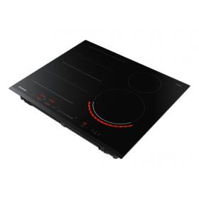 Samsung NZ64N7777GK/E1 piano cottura Incasso A induzione Nero