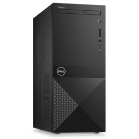 DELL Vostro 3670 3,6 GHz Intel® Core™ i3 di ottava generazione i3-8100 Nero Mini Tower PC