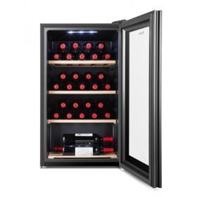 Hisense RW30D4AJ0 cantina vino Libera installazione Nero 30 bottiglia/bottiglie Cantinetta vino con compressore A