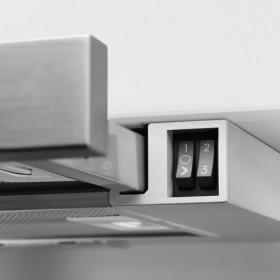 Electrolux LFP316S cappa aspirante 360 m³/h Semintegrato (semincassato) Argento C