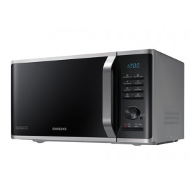 Samsung MG23K3575CS forno a microonde Superficie piana Microonde con grill 23 L 800 W Argento