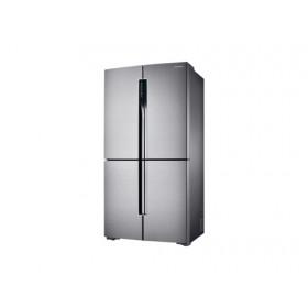 Samsung RF60J9021SR frigorifero side-by-side Libera installazione Acciaio spazzolato 611 L A++