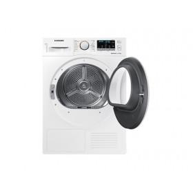 Samsung DV80M50101W Libera installazione Caricamento frontale Bianco 8 kg A++