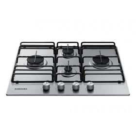 Samsung NA64H3110BS/ET piano cottura Acciaio inossidabile Incorporato Gas 4 Fornello(i)