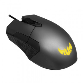 ASUS TUF Gaming M5 mouse USB Ottico 6200 DPI Mano destra
