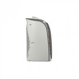 Imetec Living Air C4-100 Interno Nero, Bianco 2000W Stufetta con elettroventola
