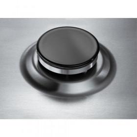 Electrolux EGS7536X piano cottura Acciaio inossidabile Incasso Gas